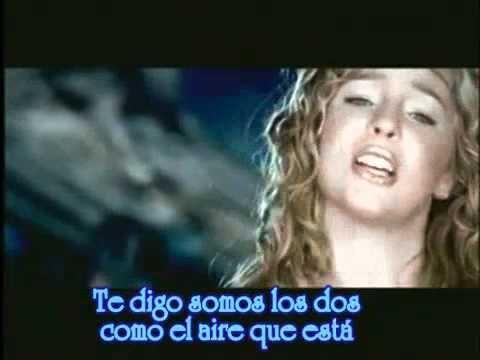 Belinda Angel Video Oficial Con Letra Musica Romantica