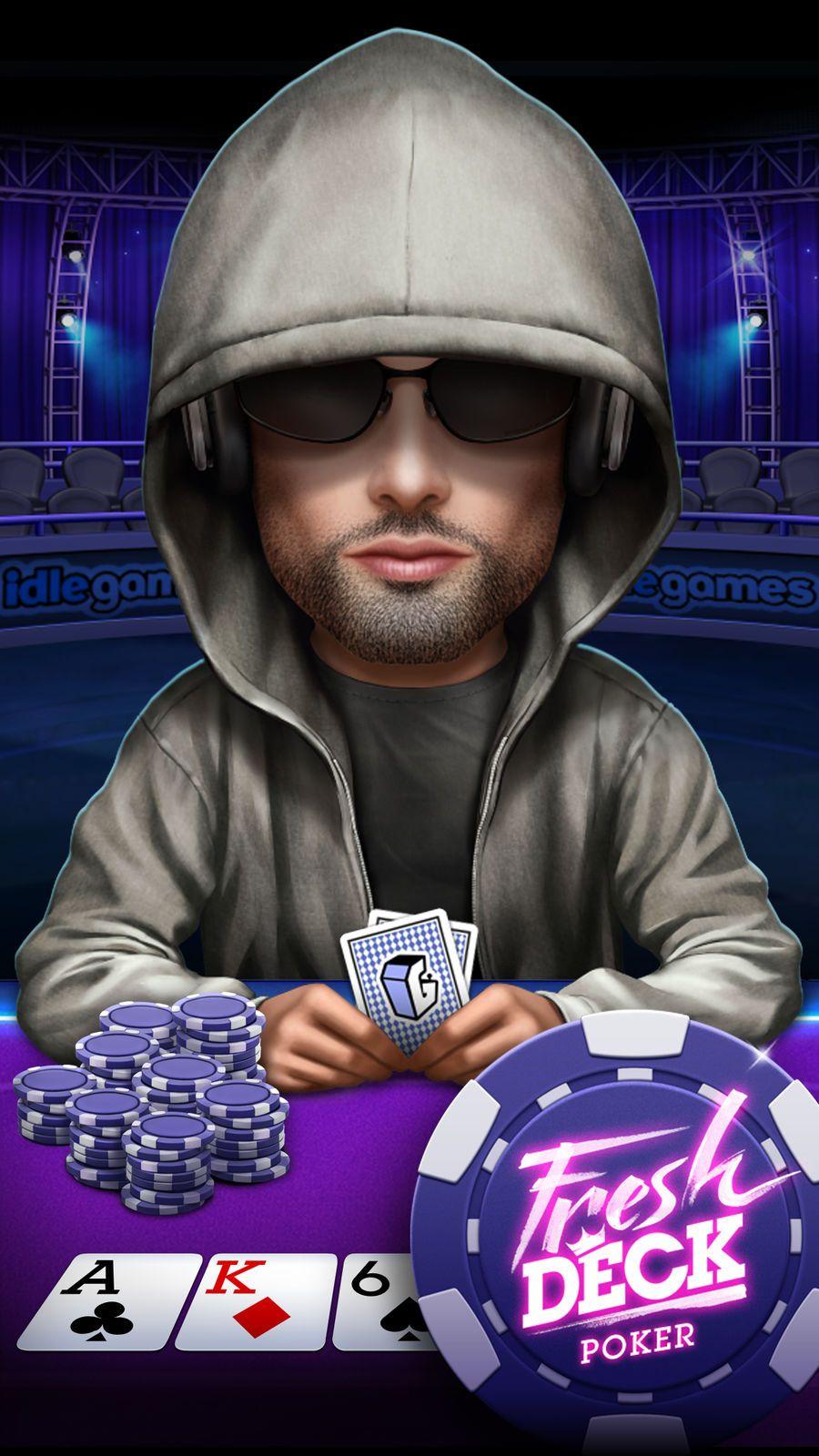Fresh Deck Poker 鈥?20Live Holdem NetworkShowGamesCard