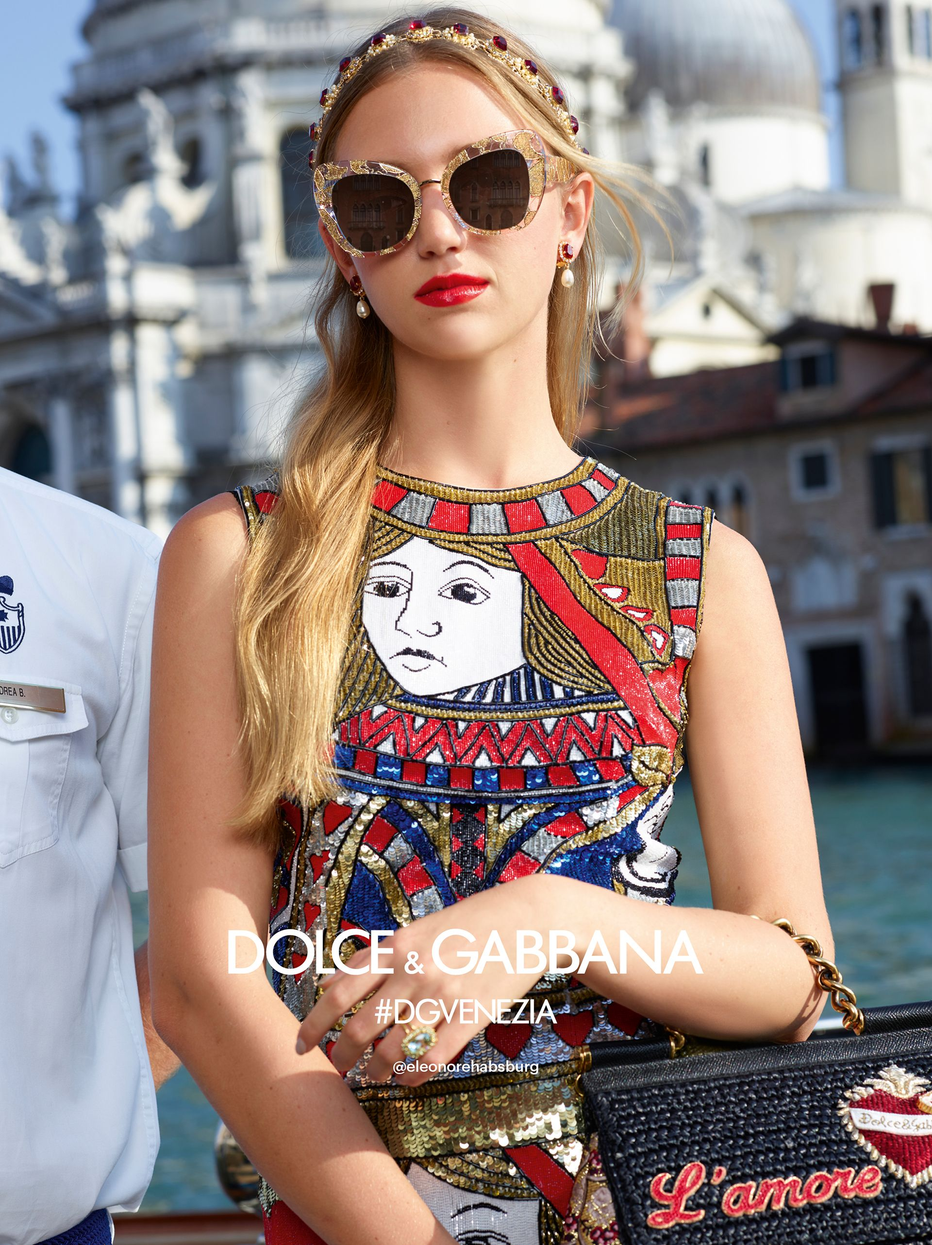 f1666533b91 The Dolce Gabbana Spring Summer 2018 Campaign shot in Venice by The Morelli  Brothers.  DGSS18  DGCampaign  DGMillennials  DGEyewear  DGQueenof❤️ ...