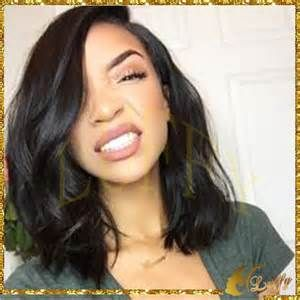 Beach Wave Bob Black Women Bing Images Hair Medium Hair