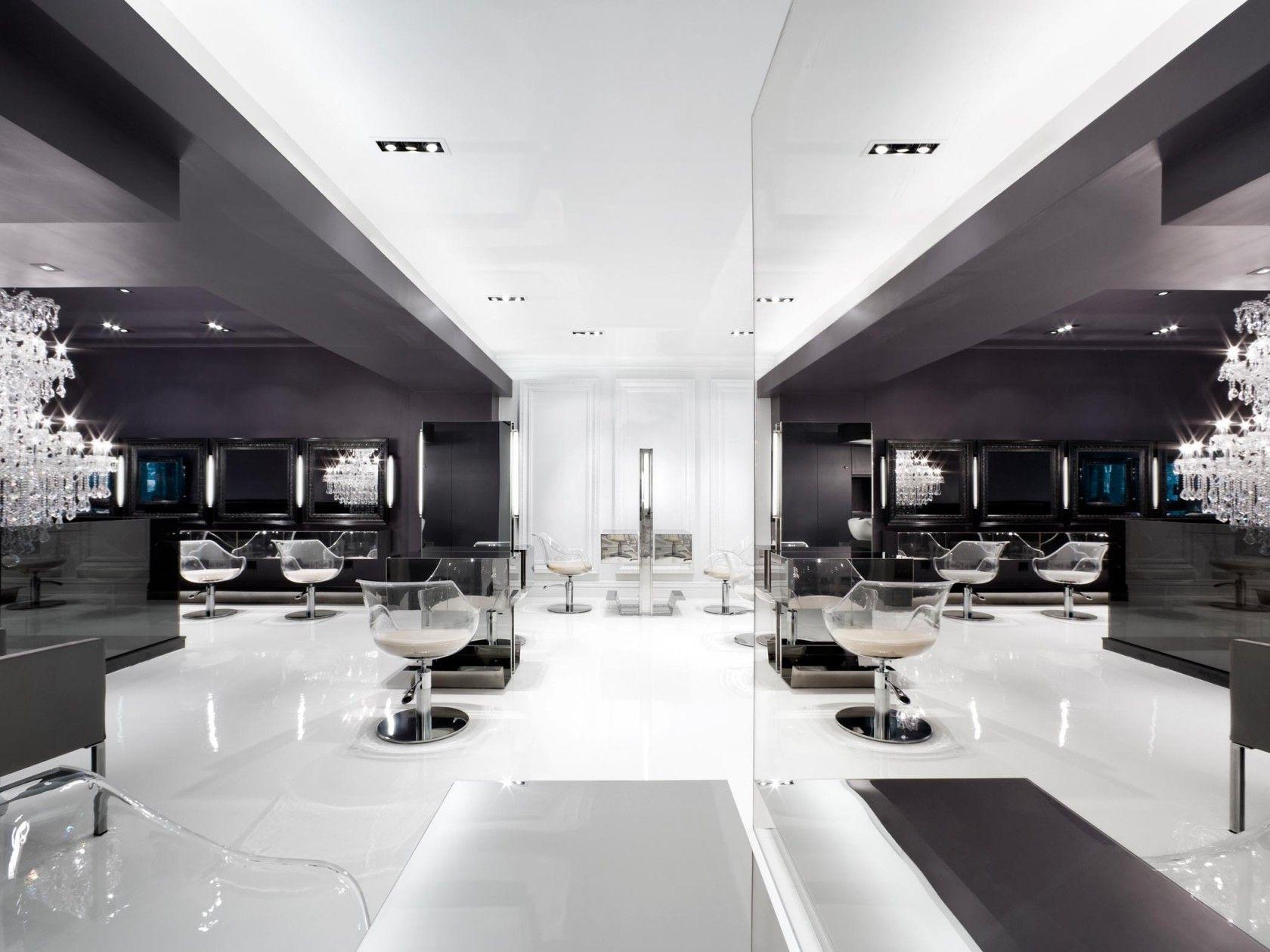 Chris Chase Salon Interior Design Hair Salon Interior Design