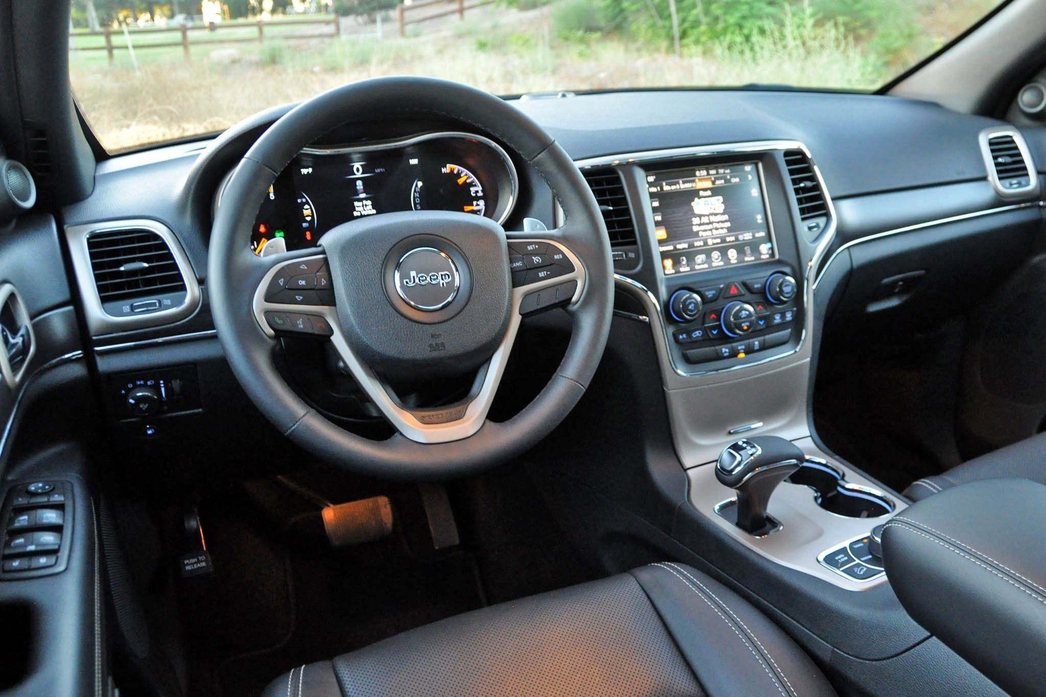 Great Jeep Grand Cherokee Reliability
