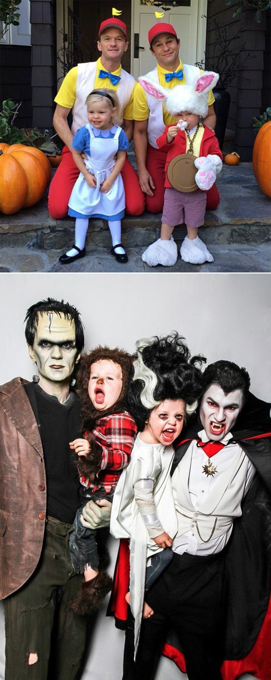 funny Neil Patrick Harris family costumes halloween  sc 1 st  Pinterest & funny Neil Patrick Harris family costumes halloween | Halloween ...