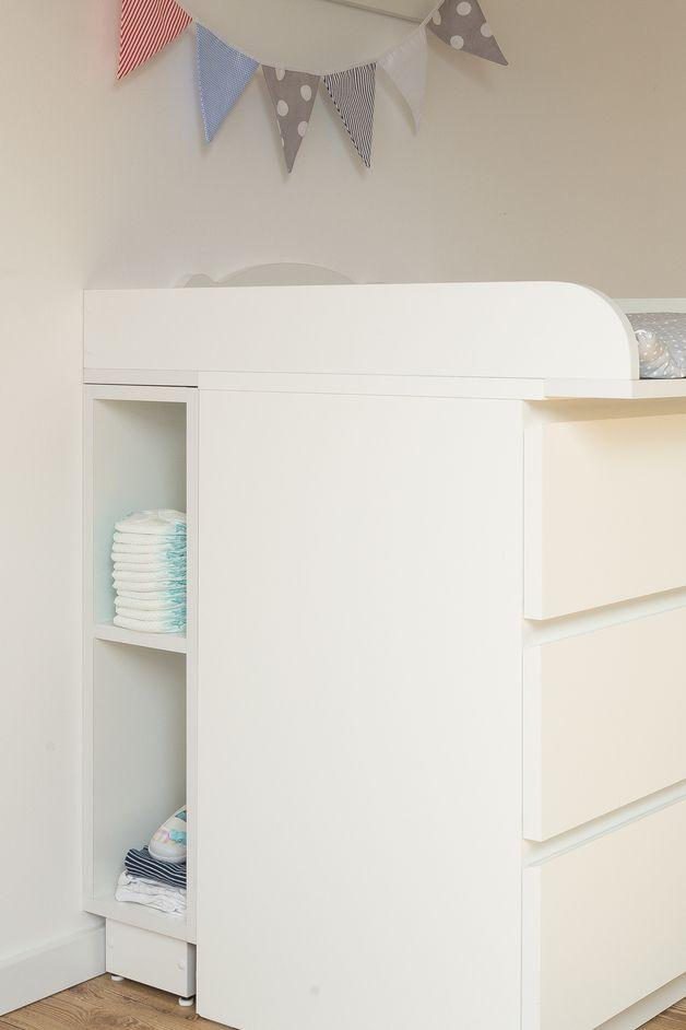 kraftkids stauraumregal f r wickeltisch eine einfache und tolle l sung um den ungenutzten platz. Black Bedroom Furniture Sets. Home Design Ideas