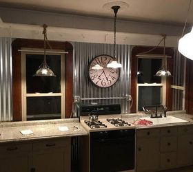 Wanted To Update My Kitchen In My Great Grandparents Farm House So Here S What I Came Up With Still A Work In Progress All The Hard Work Done Now The Fun