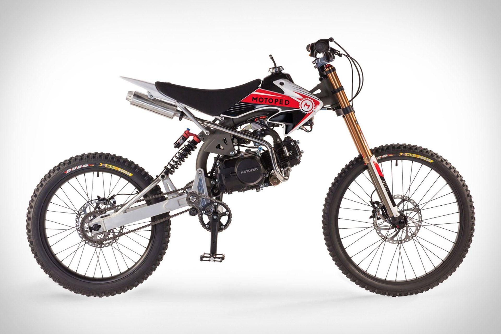 Motoped Pro Pit Bike