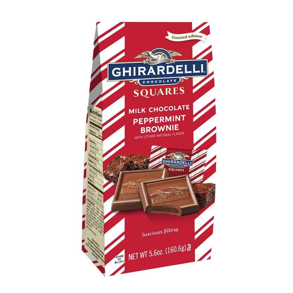 Ghirardelli holiday limited edition milk chocolate