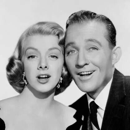 Rosemary Clooney  Bing Crosby ACTRICES Y ACTORES Pinterest