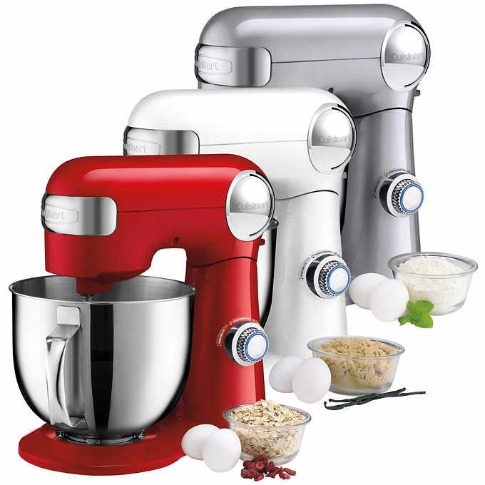 Cuisinart Stand Mixer With Ice Cream Maker Attachment Best Stand Mixer Kitchen Aid Mixer