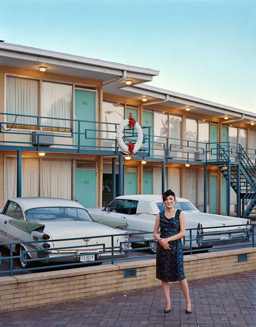 Ofer Wolberger, Lorraine Motel, Memphis, TN