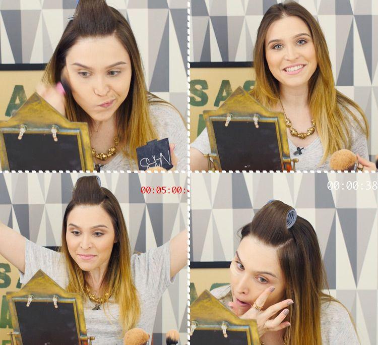 Video: make em 5 minutos    por Lu Ferreira | Chata de Galocha       - http://modatrade.com.br/video-make-em-5-minutos