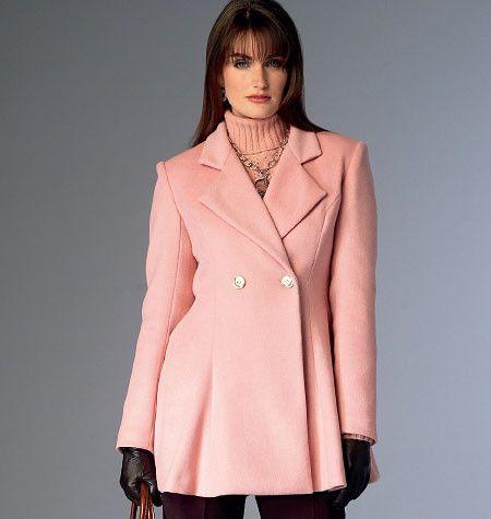 V9036 Misses' Jacket, Top, Dress, Skirt & Trousers | Easy