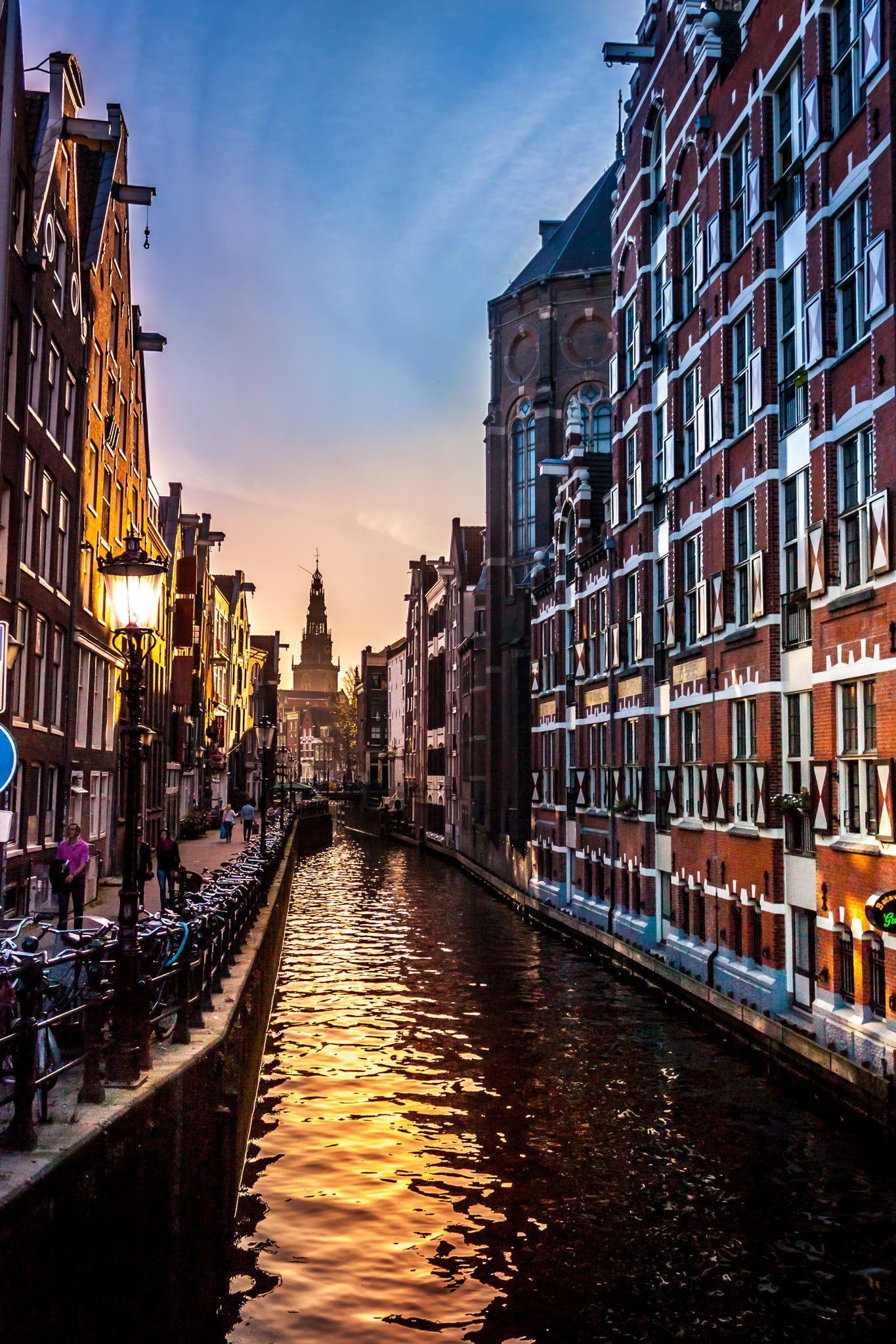 Beeindruckend Amsterdam Interessante Orte Galerie Von Canal - Amsterdam. Herlands