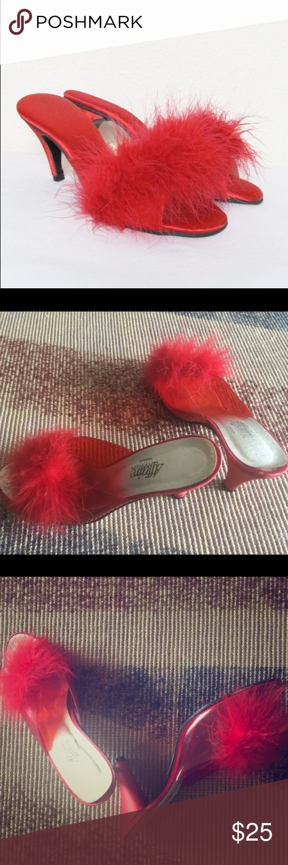 Red Feather Mules | Red feather