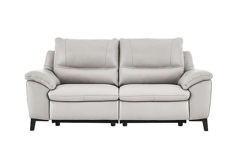Puglia 2 Seater Leather Recliner Sofa Living Is All About A Comfy