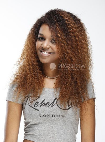Full Lace Wigs|Lace Front Wigs|Lace Wigs @ RPGSHOW Stock Ombre Color Full Lace Wig - ZC004-s [ZC004] - hair color: #2/#6D hair length: 20