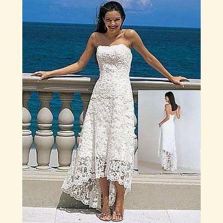Sundress Wedding Dress Photo Album - Reikian
