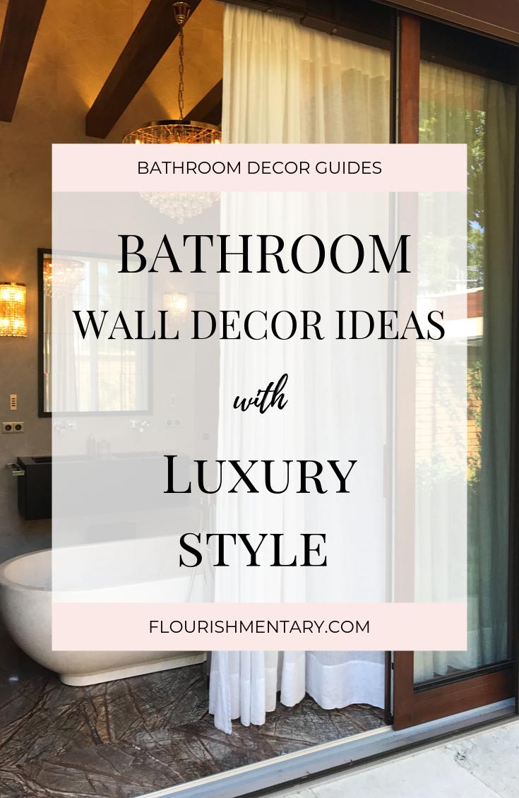 Bathroom Wall Decor Ideas Bath Laundry Wall Decor 2021 Bathroom Wall Decor Beautiful Bathrooms Bathroom Wall