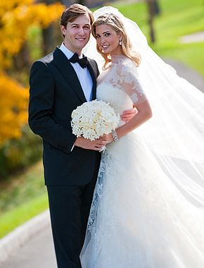 Ivanka Wedding Dress Trump Wedding Dress Trump Wedding Ivanka Trump Wedding