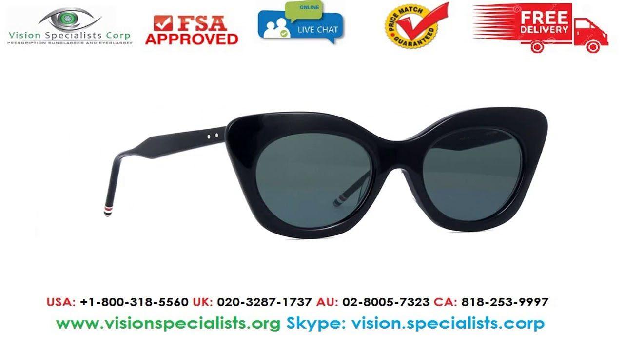 a6abbc6a6c1 Thom Browne TB 508 A Sunglasses