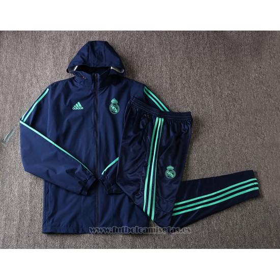 Comprar Chandal De Rompevientos Del Real Madrid 2019 2020 Azul Barata Camiseta Real Madrid Barata Adidas Jacket Athletic Jacket Nike Jacket