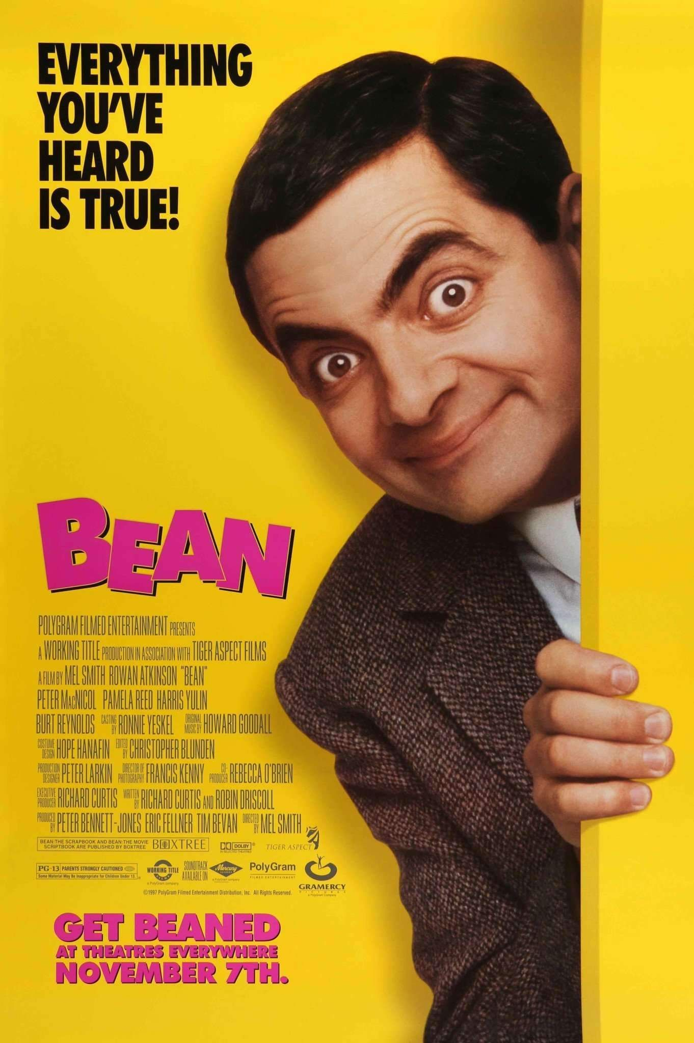 Bean 1997 beans mr bean and movie bean 1997 solutioingenieria Choice Image