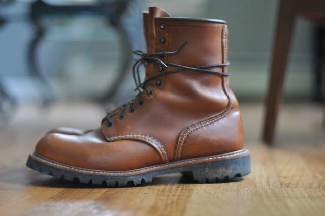 Red Wing Boots | Baracuta Harrington | SeaVees | Waysiders ...