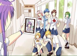 >Vocaloid SELFIE!