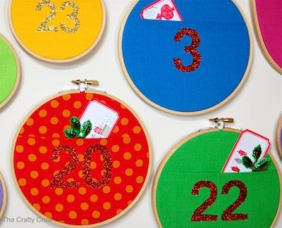 101 Days of Christmas DIY Advent Calendars {Roundup Advent