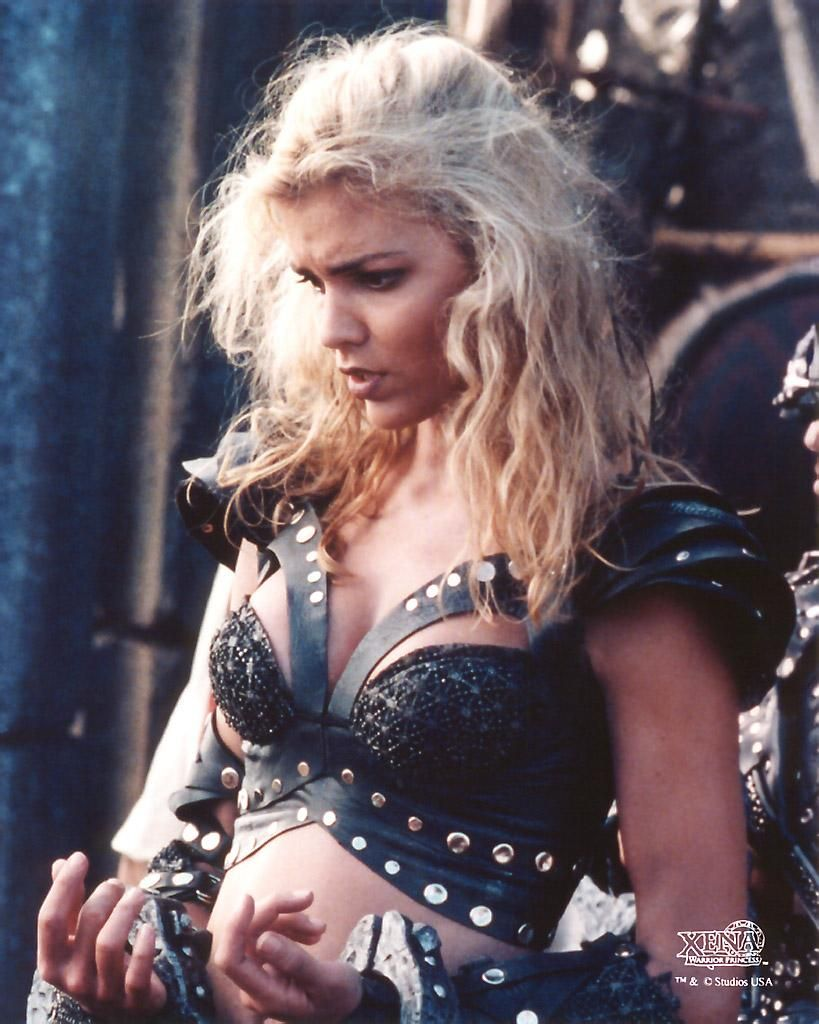 Xena warrior princess callisto actress