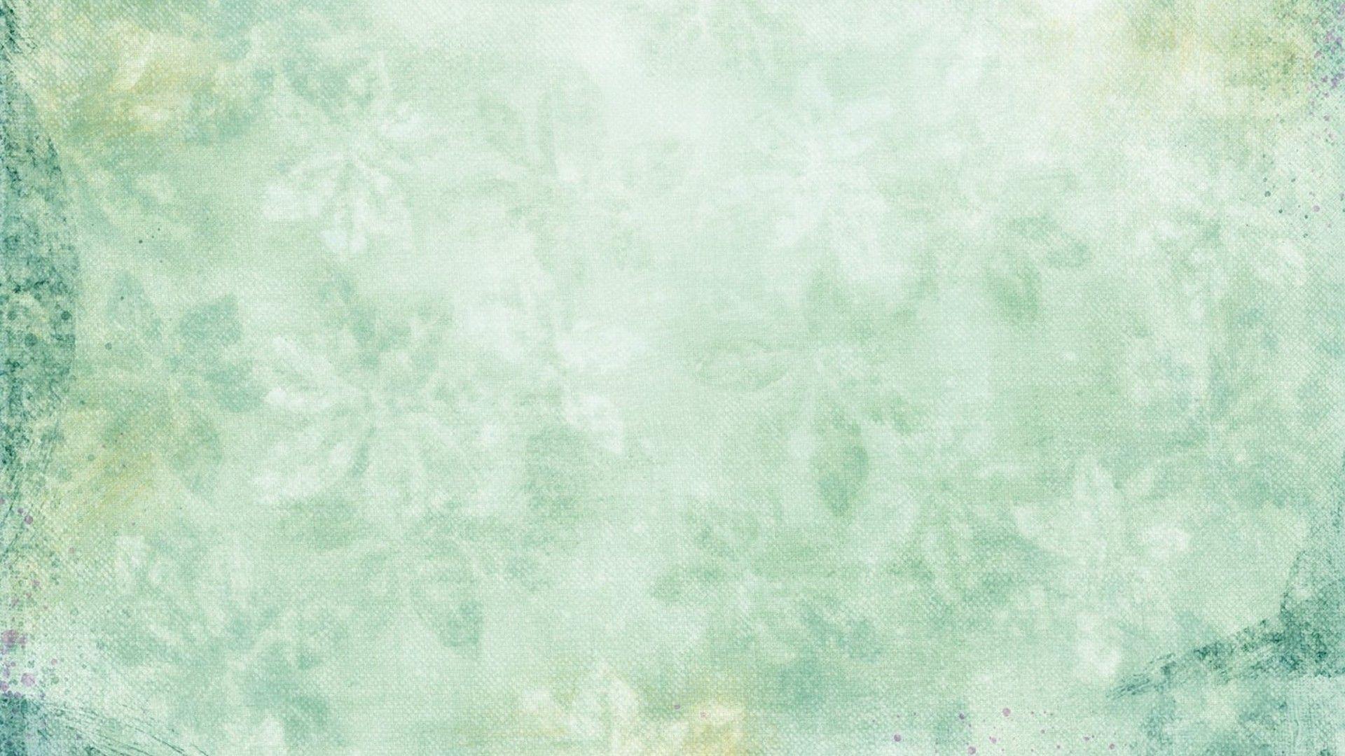 Tea Cakes Faded Wallpaper Mint Green US 10.50 Just