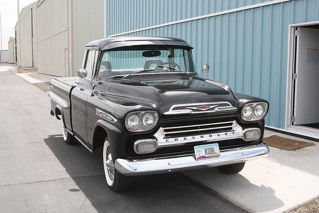1959 Chevy Apache Fleetside Chevy Apache Classic Chevy Trucks 1959 Chevy Apache
