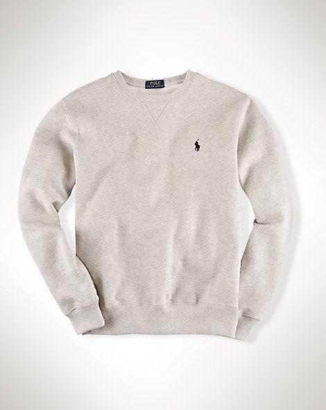 Polo Ralph Lauren Fleece Sweatshirt Polo Ralph Lauren Sweatshirt Ralph Lauren Fleece Ralph Lauren Sweatshirt