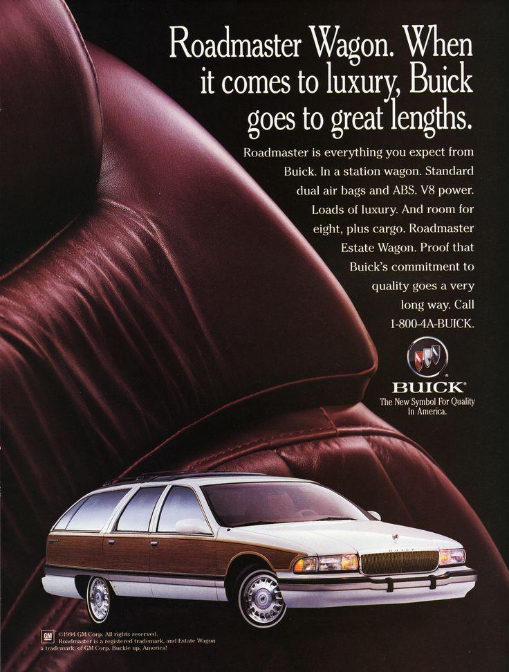 1995 Buick Roadmaster Wagon - AutoCar