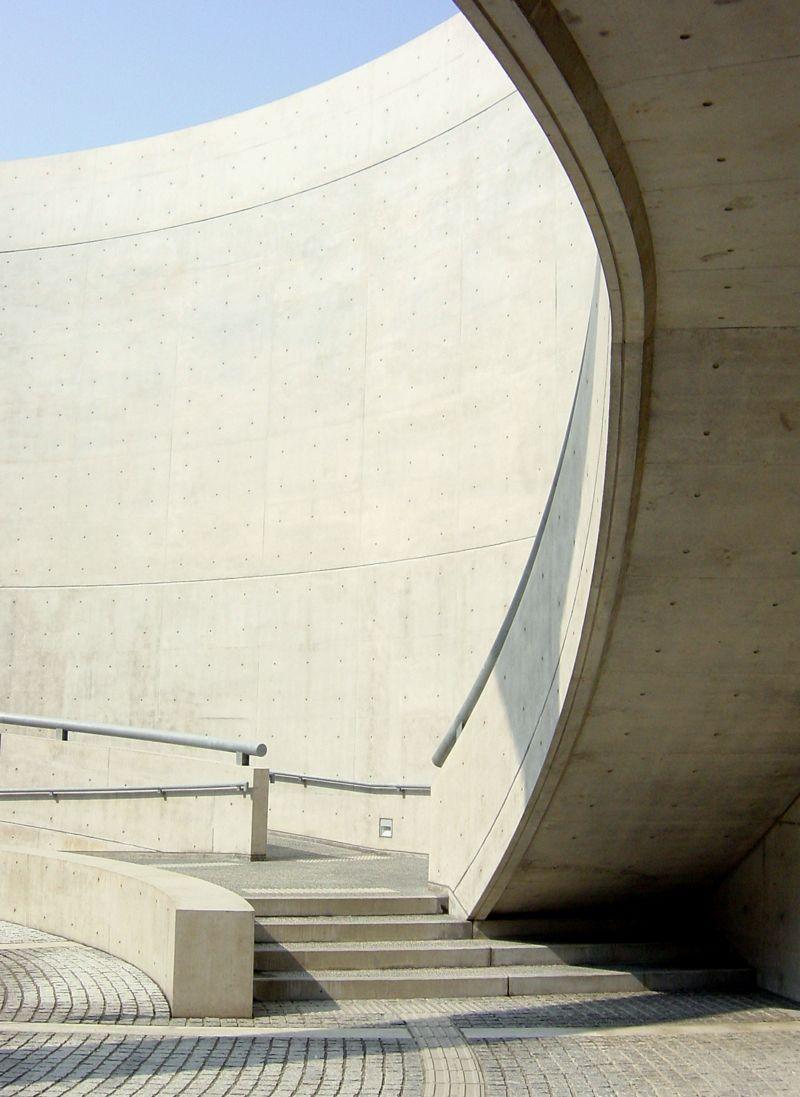 Sayamaike Historical Museum Osaka Japan Tadao Ando