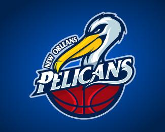 Logo Design Pelicans Logo Design Logos Sports Logo Inspiration