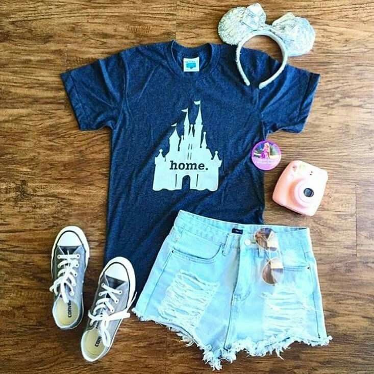 Let's go to Disney and the beach for the summer. The whole summer