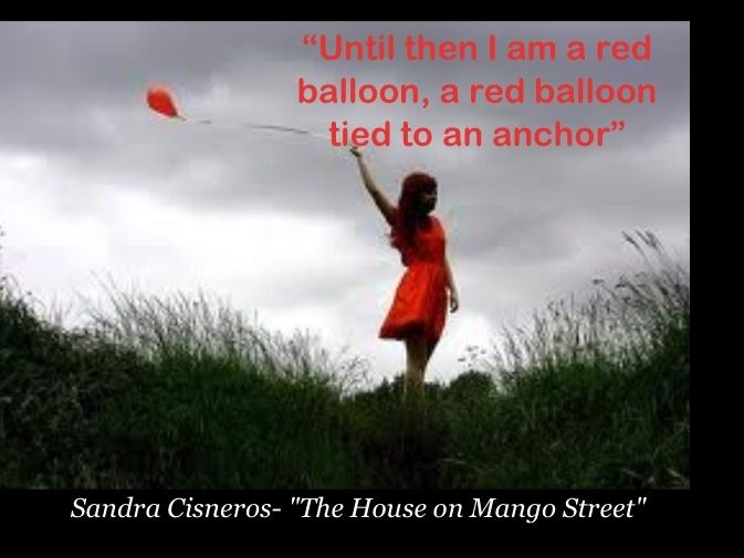 esperanza says this quote in the one vignette called boys girls  the house on mango street essay topics house on mango street quote i made this image using a photo app
