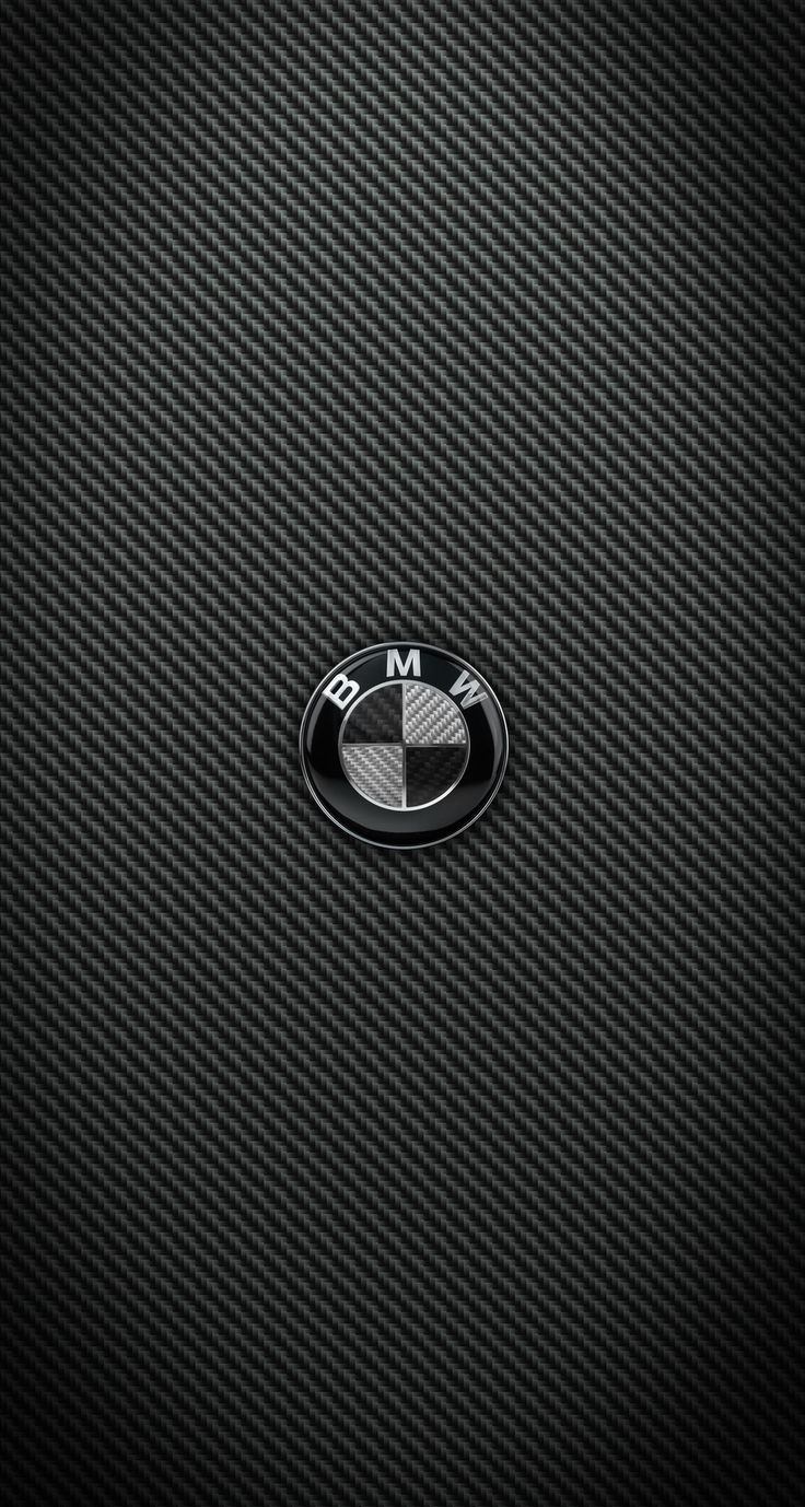 Carbon Fiber BMW and M Power iPhone wallpapers for iPhone