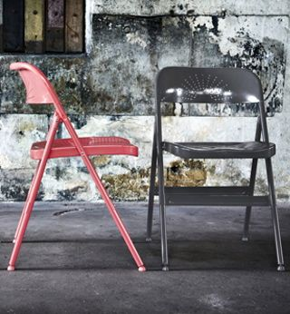 Miraculous Ikea Frode Metal Folding Chair For The Home Ikea Folding Lamtechconsult Wood Chair Design Ideas Lamtechconsultcom