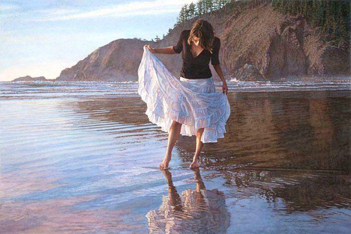 Steve Hanks - Reflecting on Indian Beach