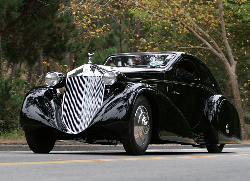 Rolls-Royce Phantom I Johnkeere 1925