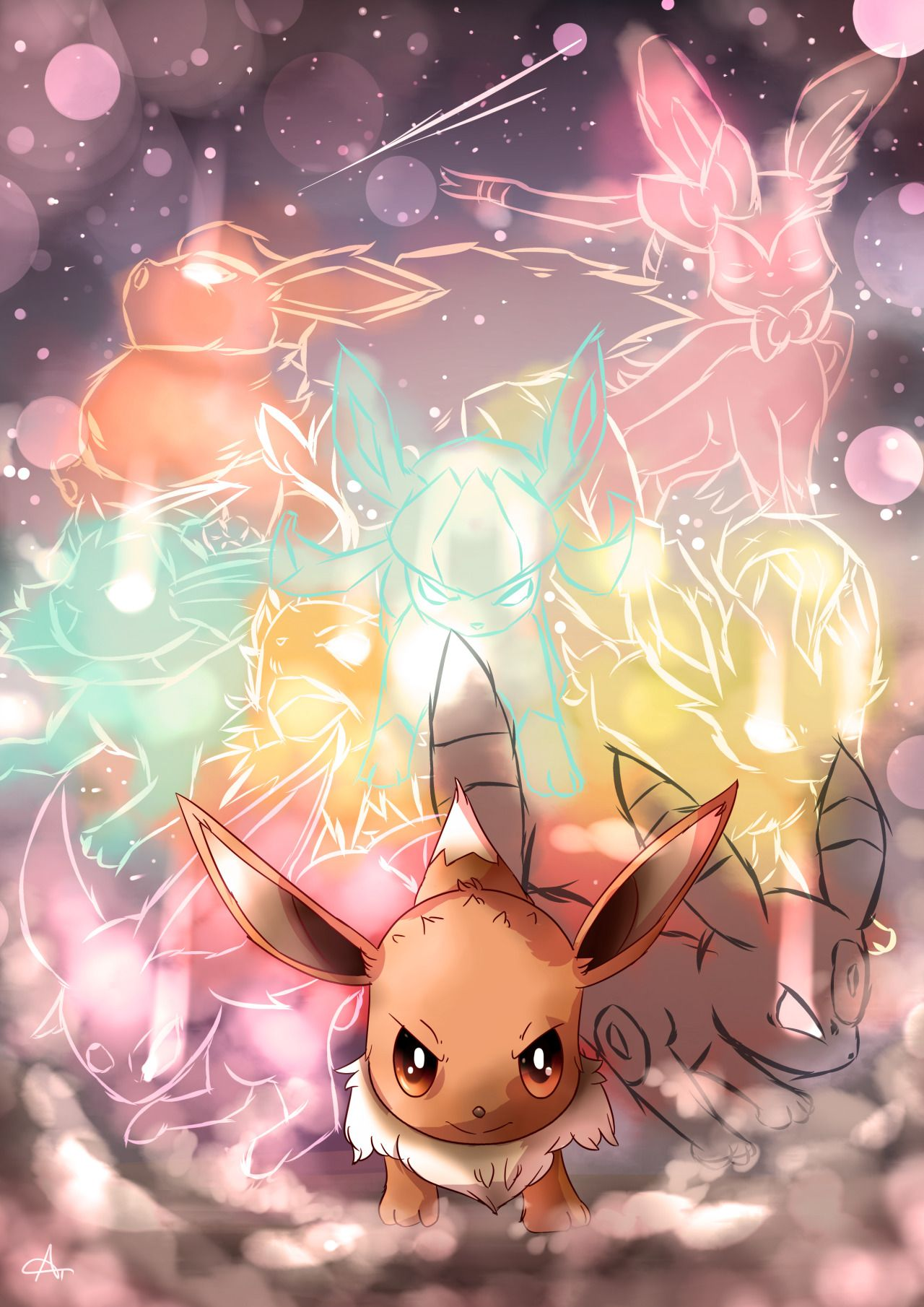 Day eivui イーブイ eevee eeveeus genes are unstable and