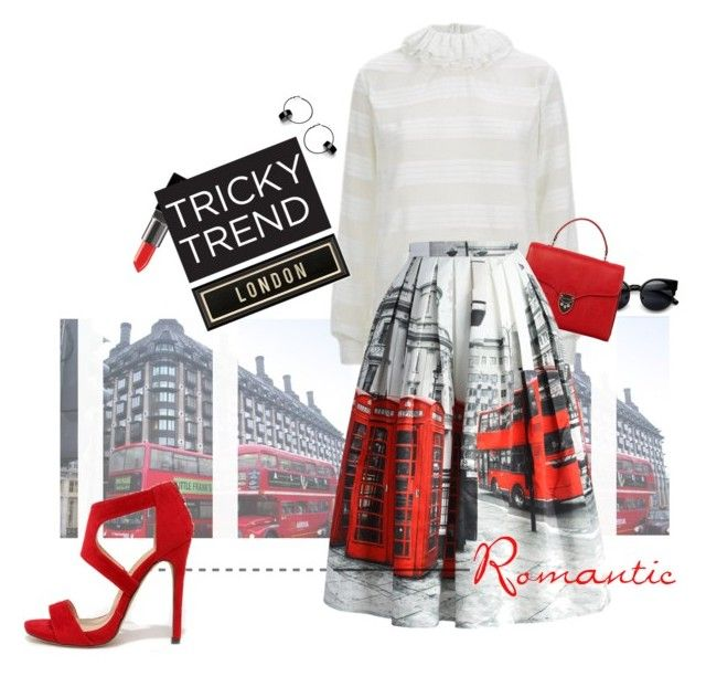 """""""Oh, London!"""" by s-elle ❤ liked on Polyvore featuring Related, Smashbox, Aspinal of London, Spicher and Company, Chicwish, Liliana, SCENERY, women's clothing, women's fashion and women"""