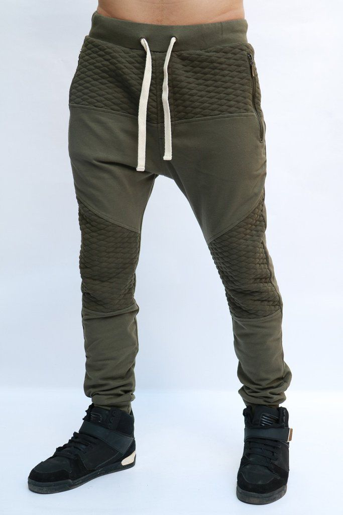 ee987108f50aa Joggers Para Hombre - Jogger Verde Doble Textura – urbanwearco ...