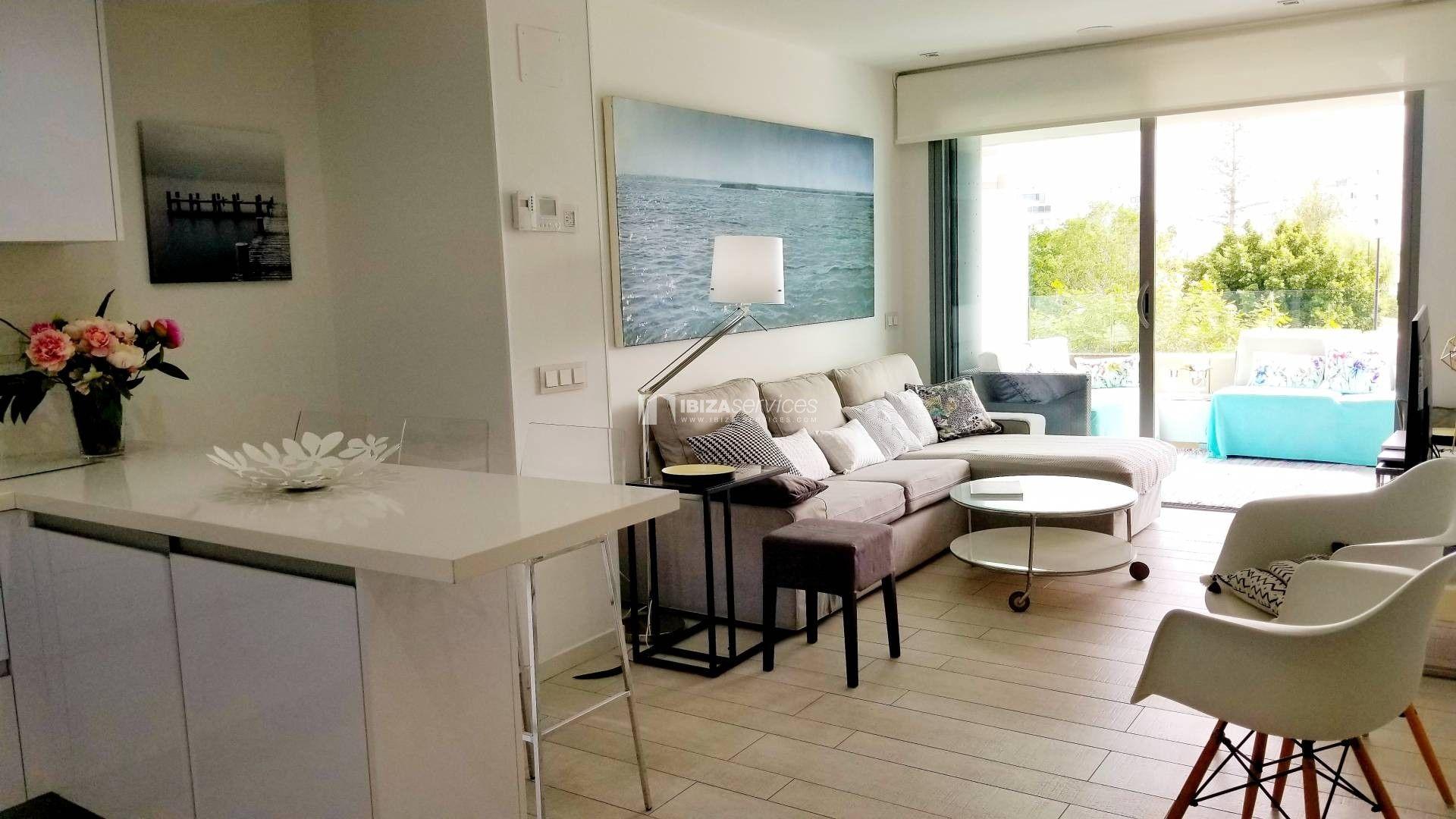 Comprar Apartamento Primera Planta 2 Dormitorios En White Angel Ibiza En 2020 Apartamentos Piso Interiores Dormitorios