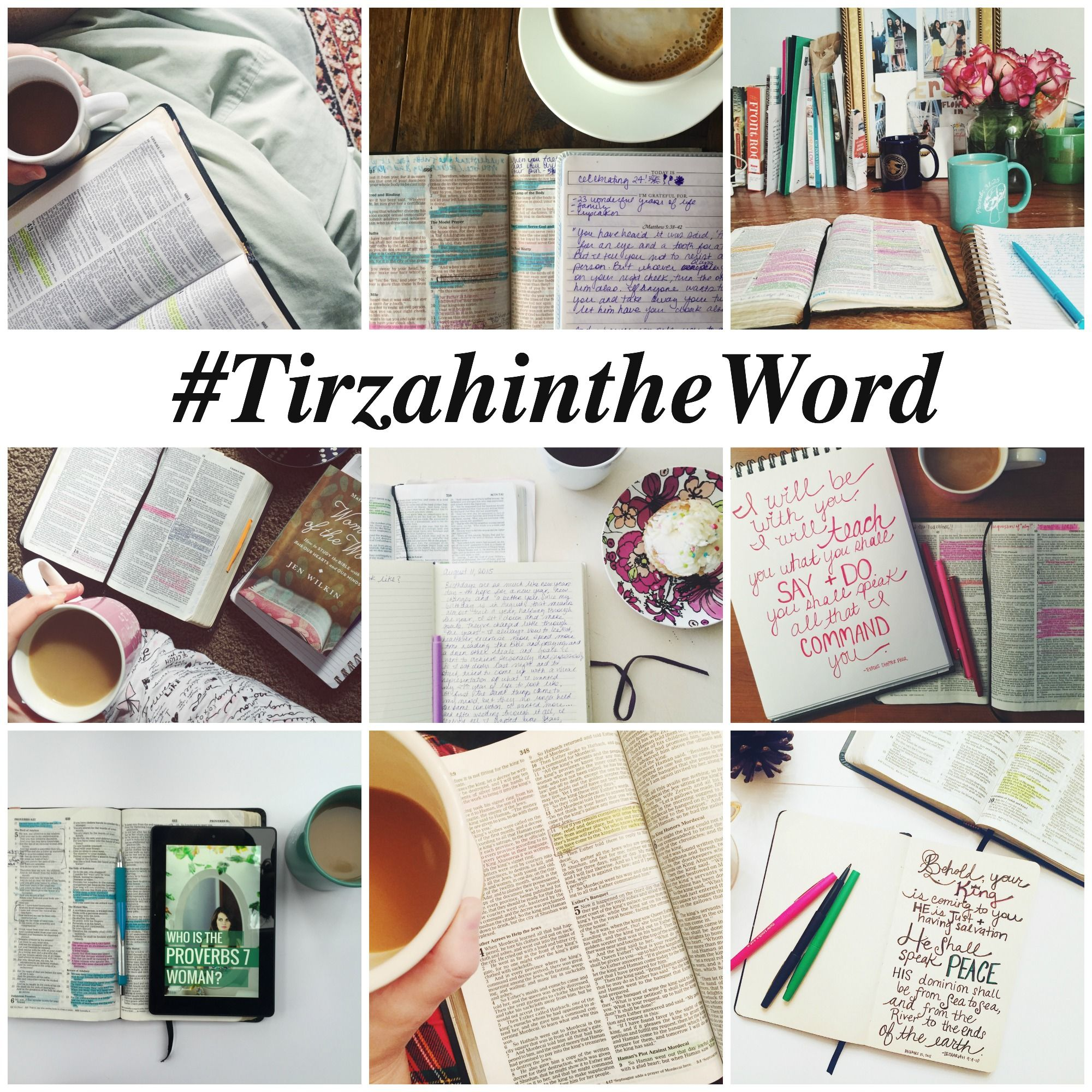 TIRZAH IN THE WORD - TIRZAH