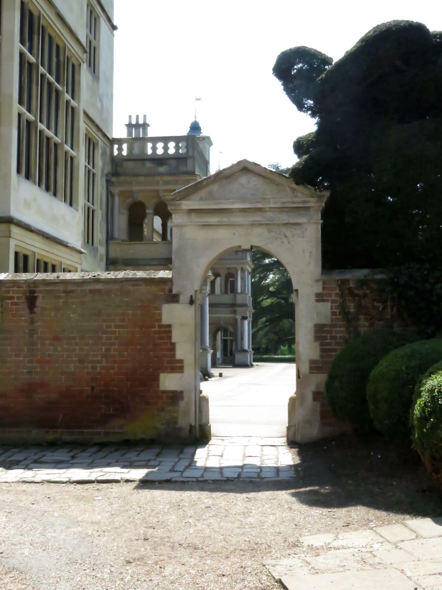 Audley End House and gardens Saffron Walden Essex