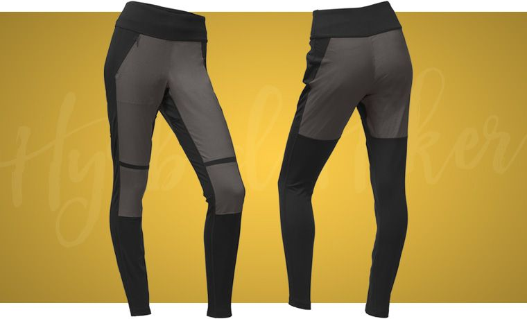 ea9652caf1287a Form fitting and durable hiking tights - an excellent alternative to baggy hiking  pants