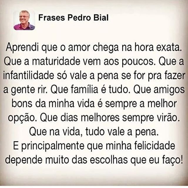Frases Pedro Bial Mensagens Frases Quotes E Words